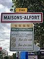 Panneau entrée Maisons Alfort Pont Maisons Alfort - Maisons-Alfort (FR94) - 2020-08-24 - 2.jpg