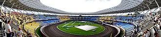 Speedway in Poland - Image: Panorama 2b