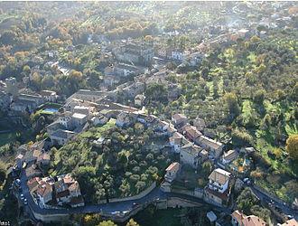 Bassano in Teverina - Overview of Bassano in Teverina