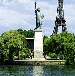 Statua Wolności (Paryż)