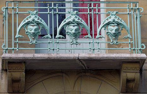Paris 16 - Castel Béranger -10