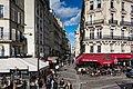 Paris 75001 Rue Montorgueil n° 1 Pointe Saint-Eustache 20180212 .jpg