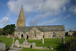 Parish church of Cubert, St Cubert - geograph.org.uk - 69273.jpg