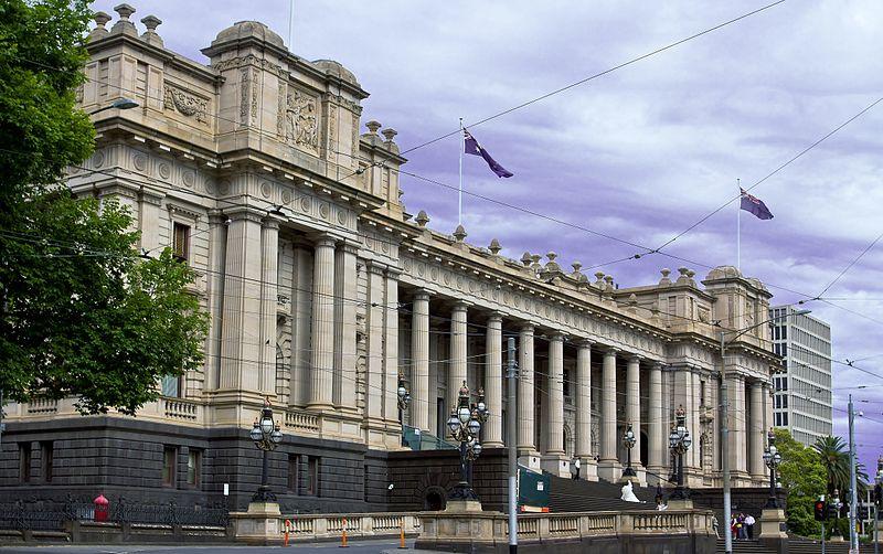 Fichier:Parliament House East Melbourne.jpg