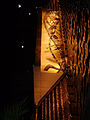 Parque Urb. Lomas del Este Fuente noche Valencia Edo. Carabobo.JPG