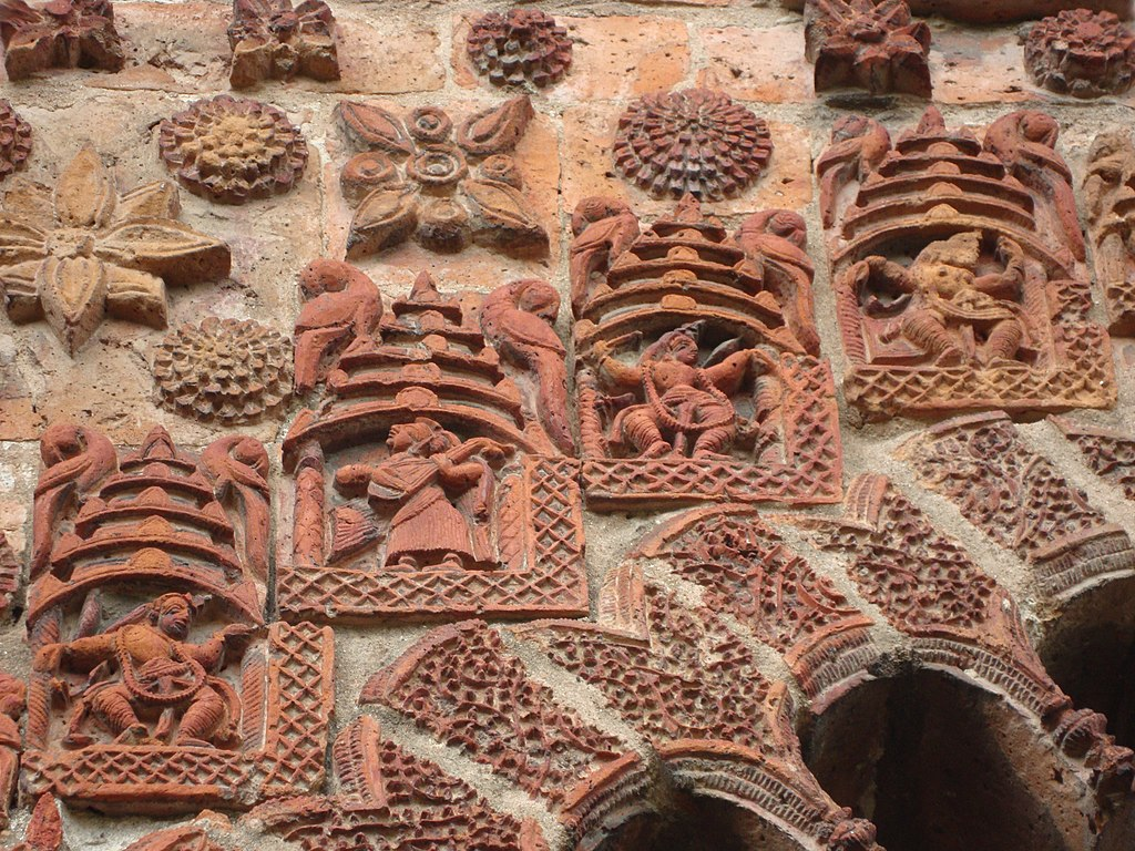 Part of the entrance wall.JPG