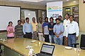 Participants of the celebration on the eve of Software Freedom Day.jpg