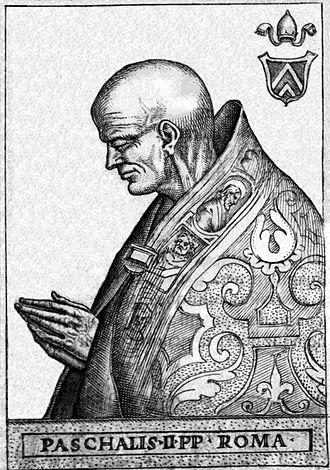 Santa Maria del Popolo - Pope Paschal II