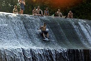 Patapsco Valley State Park - Bloede Dam