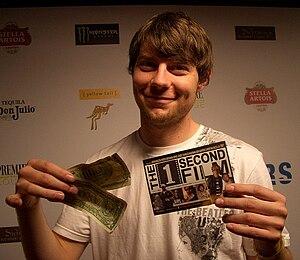 Patrick Fugit - Fugit in November 2006
