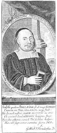 Paul Gerhardt lübben