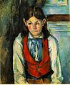 Paul Cezanne Boy in a Red Vest 2.jpg