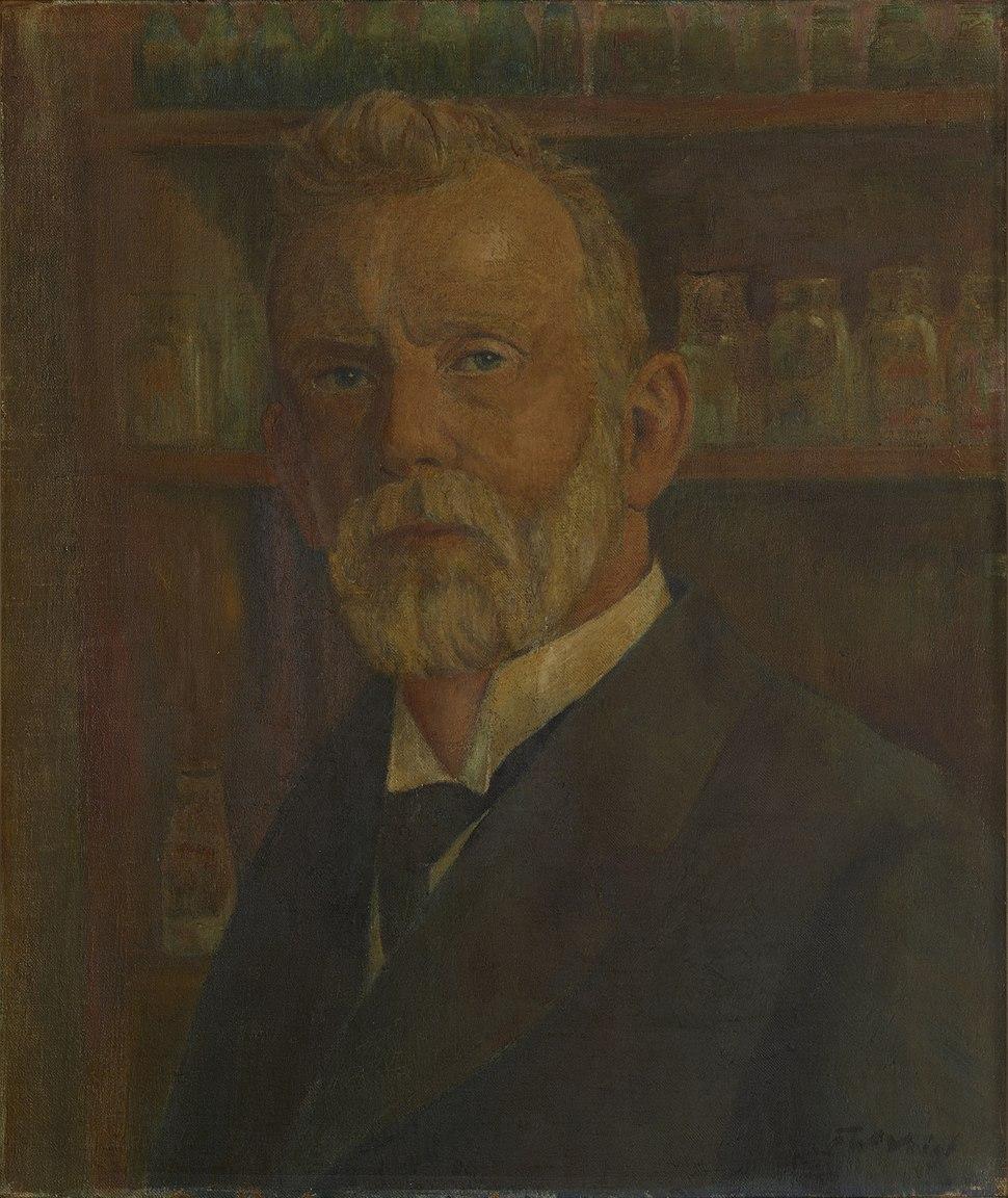 Paul Ehrlich by Franz Wilhelm Voigt 2014.031