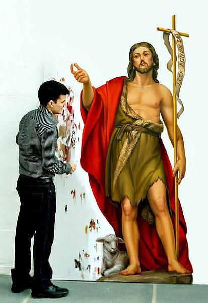 File:Paul Falzon Painting Saint John.jpg - Wikimedia Commons
