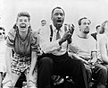 Paul Robeson and Jose Ferrer watching softball 8e07902v.jpg