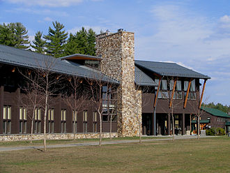 Paul Smith's College - The Joan Weill Adirondack Library