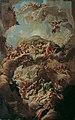 Paul Troger - Die Anbetung des Lammes durch die 24 Ältesten - 4223 - Österreichische Galerie Belvedere.jpg