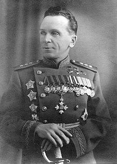Pavel Batov Soviet military commander