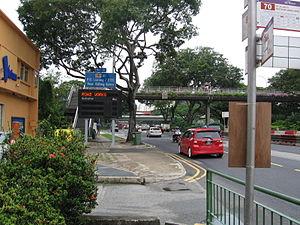 Paya Lebar - Paya Lebar Road