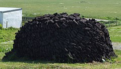 Peat-Stack in Ness, Outer Hebrides, Scotland.jpg