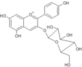 Pelargonidin 3-glucoside.png