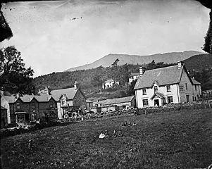Pen-y-groes, Dolwyddelan