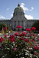 Pennsylvania State Capitol in Summer (25740417842).jpg