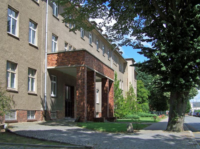 Krankenhaus Perleberg