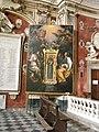 Pescia, san francesco, cappella dell'immacolata concezione 07.JPG