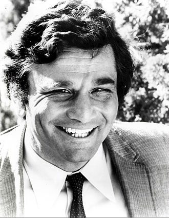 Columbo (character) - Image: Peter Falk Colombo 1973
