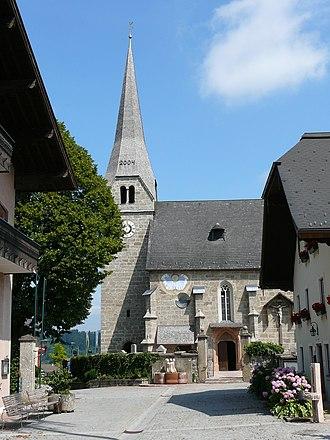Bad Vigaun - Parish church