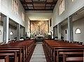 Pfarrkirche Seeboden Millstätter See Innen 01.jpg
