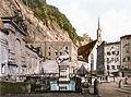 Pferdeschwemme Salzburg 1900.jpg