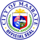 Official seal of Masbate City