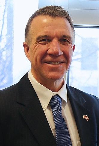 Phil Scott (politician) - Image: Phil Scott 2017