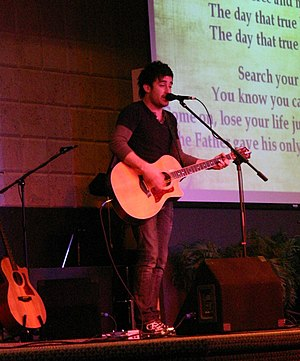 Phil Wickham - Phil Wickham in 2008