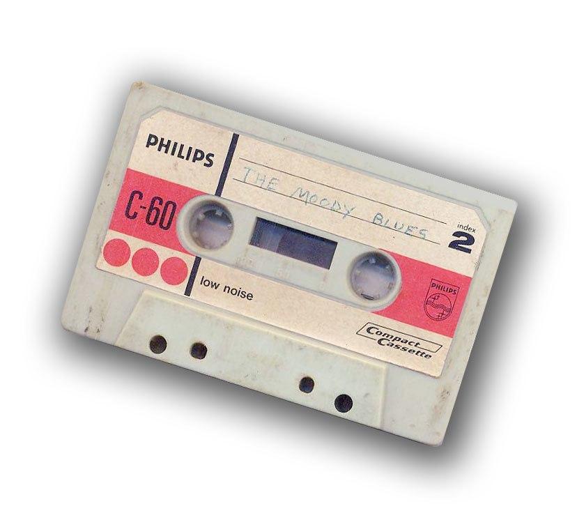 Philips cassette