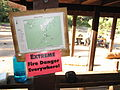 Philmont Scout Ranch Extreme Fire Danger Everywhere! ongoing fire ban notice.jpg