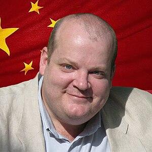Toby Simkin - Image: Photo headshot Toby China