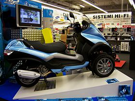 Image illustrative de l'article Piaggio MP3