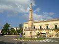 Piazza san Giorgio Bagnolo del Salento Lecce.jpg