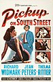 Pickup on South Street (1953 poster).jpg