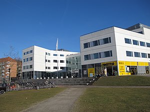 VIA University College - Campus Randers C, VIA University College, built in 2011