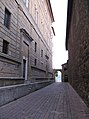 Pienza Buildings and Street - panoramio.jpg