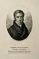 Pierre-Louis Dulong. Stipple engraving by A. Tardieu, 1825, Wellcome V0001696.jpg