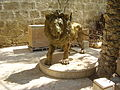 PikiWiki Israel 15019 Dier Hajleh Monastery in Jordan Valley.JPG
