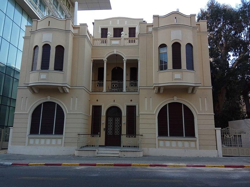 בית ליטוינסקי בתל אביב