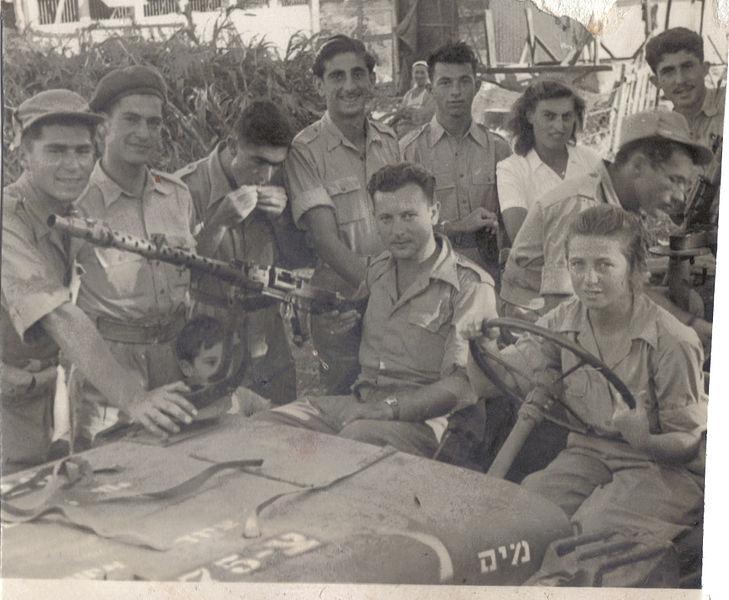 קבוצת חיילי גולני