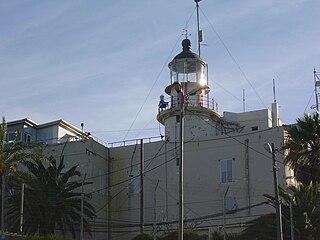 Stella Maris Light lighthouse in Israel
