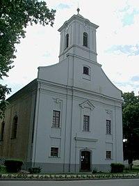 Pilismaróti katolikus templom - panoramio-2007.jpg